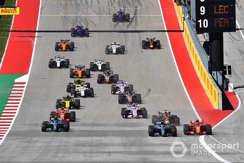 Live: Follow the US GP as it happens