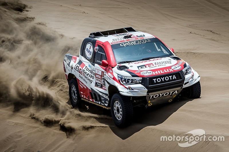 Dakar, Auto, Tappa 1: Al-Attiyah parte forte con la Toyota, poi c'è Sainz con la MINI