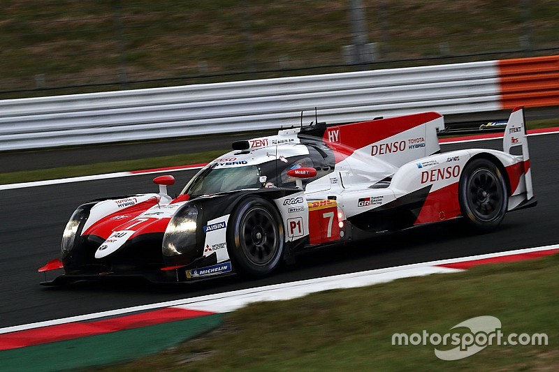 Fuji WEC: Kobayashi sets the pace in extended third practice