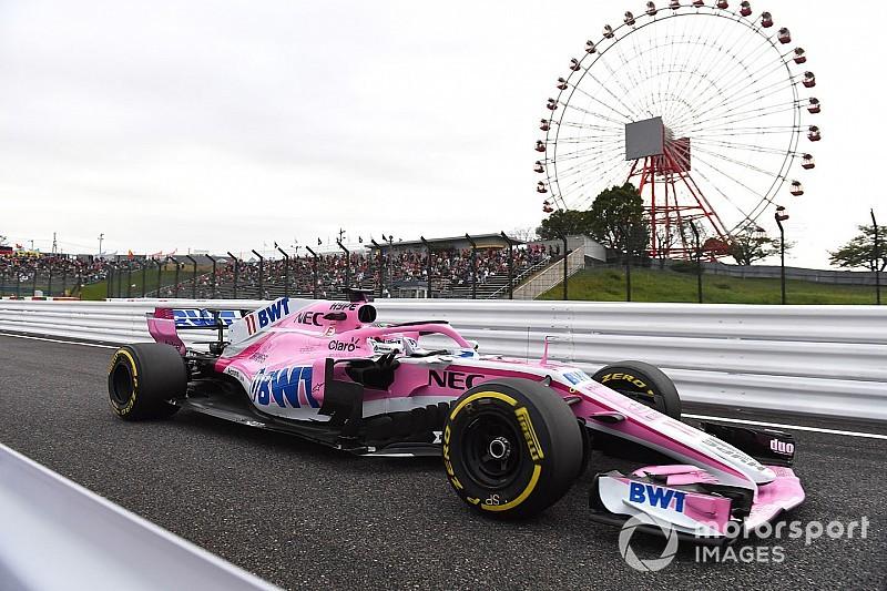 Stroll, Force India kreditörlerine ödeme yapmış