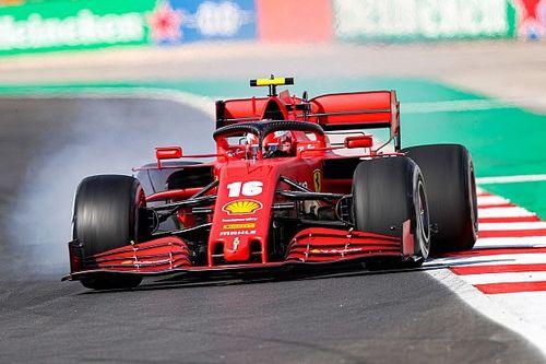 Леклер: Скорость Ferrari выглядит многообещающе