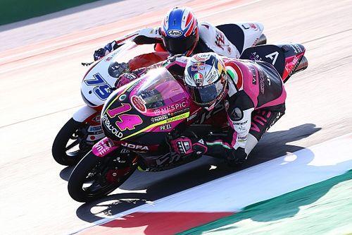 Moto3, Barcellona, Libere 3: Arbolino e Fenati al top