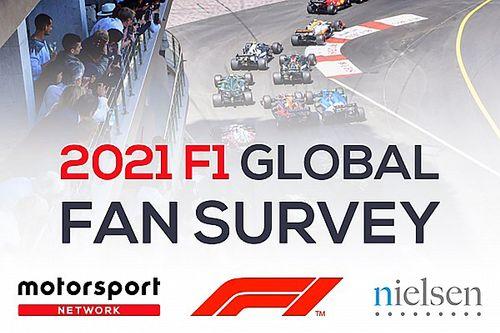 F1 und Motorsport Network enthüllen Ergebnisse der globalen Fan-Umfrage