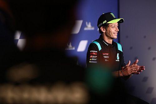 MotoGP riders pay tribute to 'Michael Jordan of bikes' Valentino Rossi