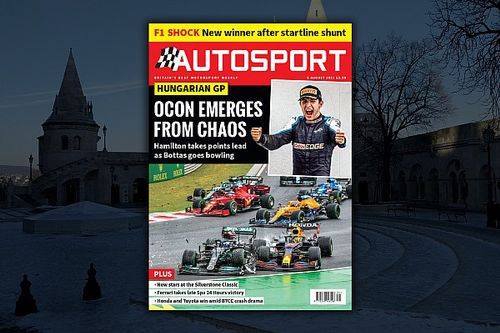 Magazine: Hungary F1 race review, Spa 24 Hours and Silverstone Classic