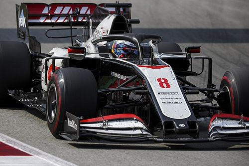 """Steiner takes Haas' dramatic form swing with """"pinch of salt"""""""
