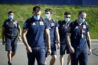 F1被告诫切勿违反匈牙利封锁限制