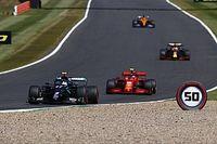 LIVE F1 - Suivez le GP du 70e Anniversaire en direct
