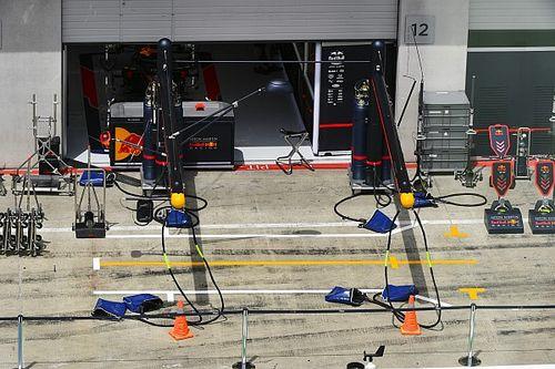 Red Bull oprotestuje Mercedesa?