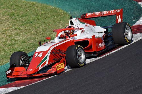 Formula Regional: tris di pole per Arthur Leclerc a Misano