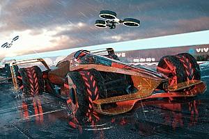 2050-ben ilyenek lehetnének az F1-es autók?