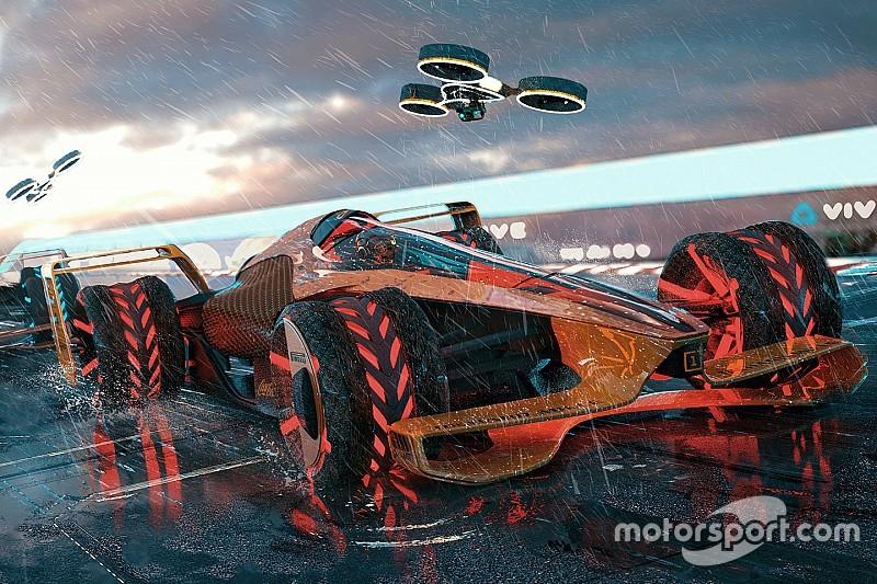 McLaren presenta su visión de la Fórmula 1 para 2050