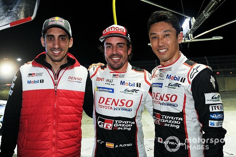 Sebring WEC: Alonso'nun rekor turu #8 Toyota'ya pole pozisyonunu getirdi