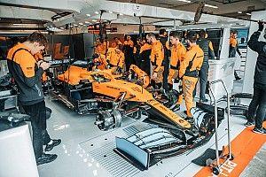 McLaren prikt datum voor presentatie van MCL35M