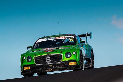 Bentley pone fin a su programa de GT3
