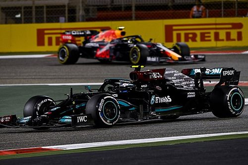 """F1: Mercedes está """"animada"""" com desafio de reduzir diferença para Red Bull"""