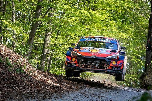 Hyundai al Rally di Alba con la i20 WRC di Tanak e Jarveoja