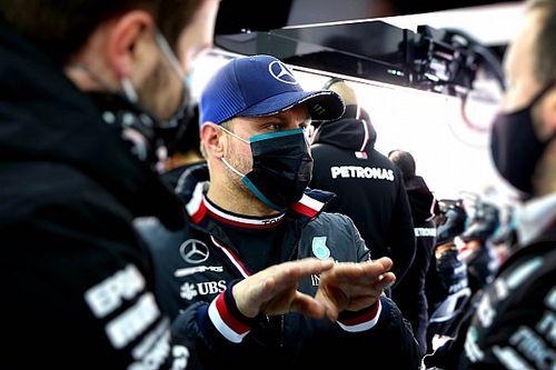 Mercedes, Bottas'ın Imola'daki hız eksikliğinin nedenini açıkladı