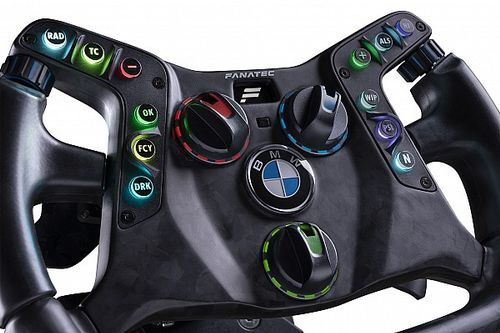 Fanatec launches steering wheel for sim and real-world racing