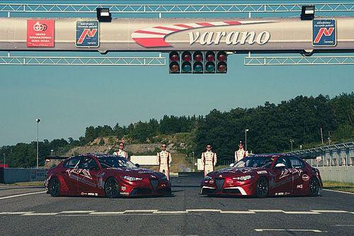 Pure ETCR: le Alfa di Romeo Ferraris-M1RA pronte per Vallelunga