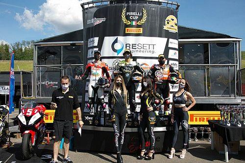 Pirelli Cup: quattro vincitori diversi nel ricordo di Boaretto