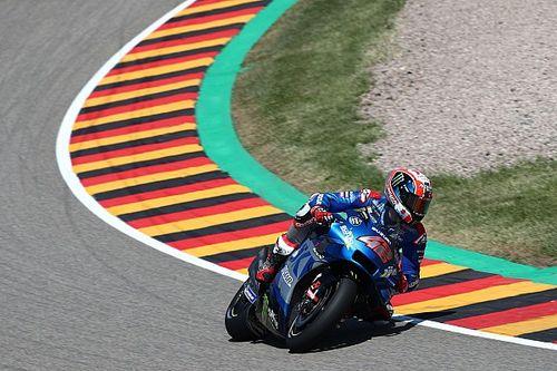 """Suzuki: Rins doing """"what we asked of him"""" amidst MotoGP crash run"""