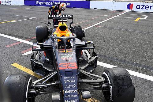 'Pirelli vermoedt schokkende oorzaak van klapbanden in Baku'