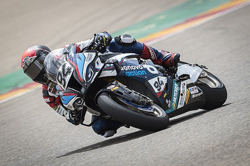 "BMW has made ""big step"" in top speed with 2021 WSBK bike"