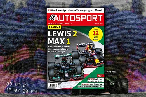 Magazine: Hamilton's Portugal triumph, BTCC preview