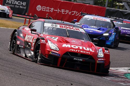 "Nissan was too ""conservative"" before Suzuka breakthrough"