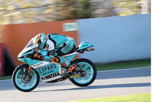 Leopard in talks to move up to MotoGP in 2022