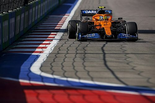 McLaren podría usar finalmente su nuevo morro el domingo del GP de Rusia
