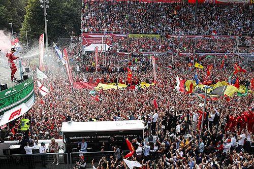 "Leclerc reveals Ferrari victory at Monza ""gave me chills"""