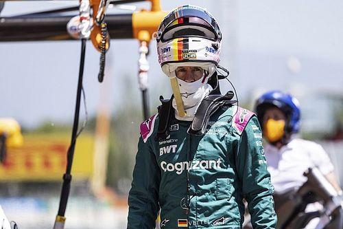 """Vettel nem veszítette el motivációját: """"Hosszú még ez a szezon"""""""