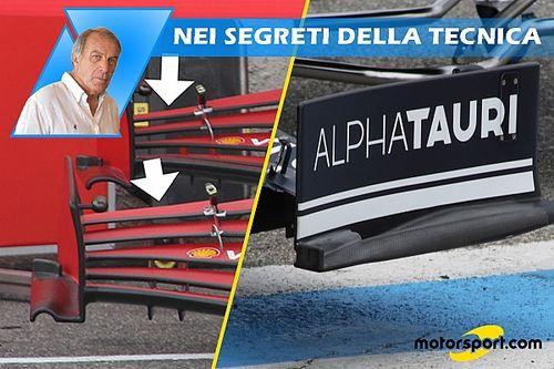 """Piola: """"Ferrari e Alpha Tauri cambiano il marciapiede"""""""