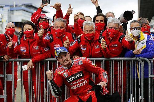 Miller ya se ha ganado la renovación con Ducati