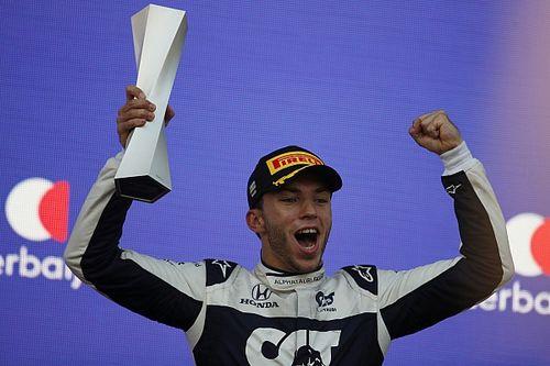 """Gasly: Rouler en France en tant que vainqueur de GP sera """"spécial"""""""