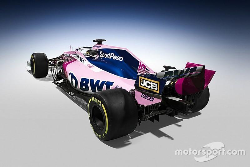 Racing Point komt met grote upgrades in eerste races van 2019
