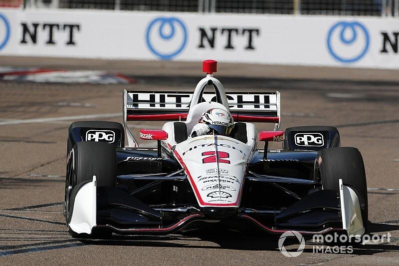 Newgarden vince la prima di IndyCar a St.Petersburg battendo Dixon e Power