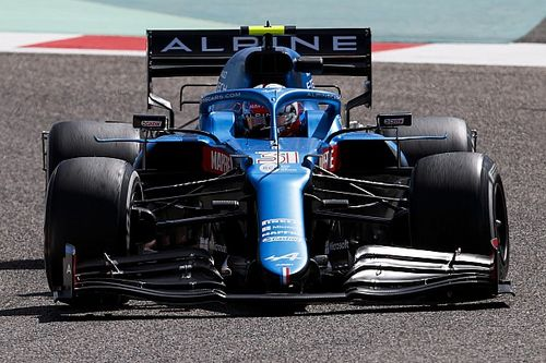 """Alpine explains bulky airbox after """"body shaming"""""""