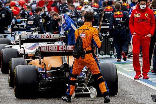Гран При Испании: стартовая решетка