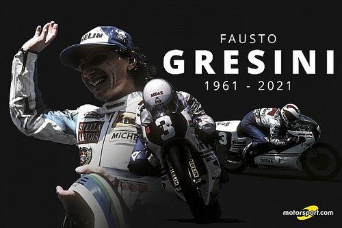 Muere Fausto Gresini, víctima de la Covid-19