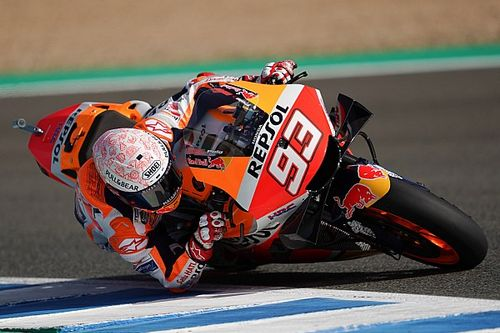 Marquez maakt rentree in Grand Prix van Portugal