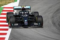 Spanish GP: Bottas leads FP1 as Mercedes dominates