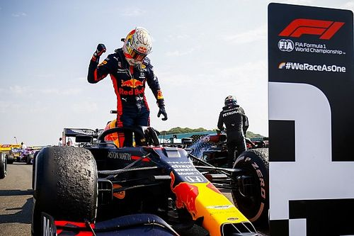 فيرشتابن يكسر احتكار مرسيدس ويفوز بسباق الذكرى الـ 70 للفورمولا واحد