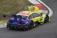 What's the deal with the new rear wings in DTM?