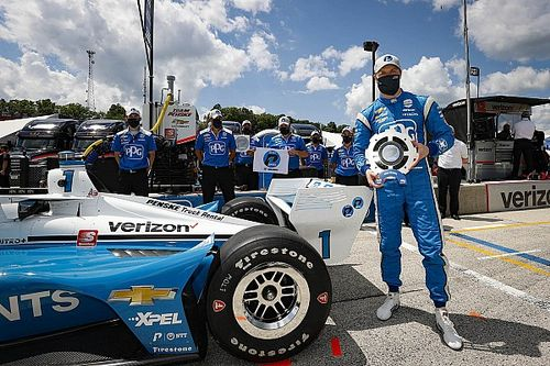 IndyCar Road America: Newgarden beats Harvey to pole