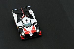 Otro doblete de Toyota en la FP2 de Shanghai, con el #8 de Alonso 2º