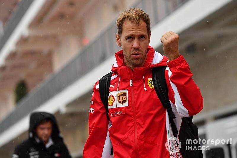 Vettel üç sıra grid cezası aldı!