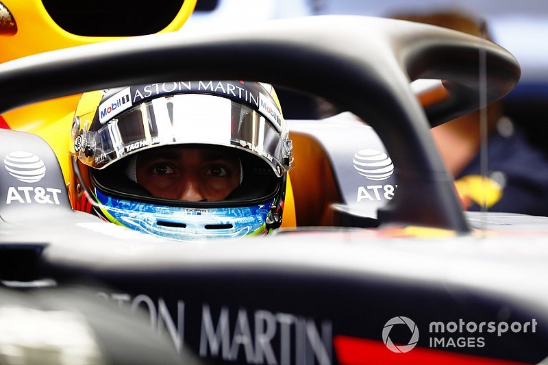 Red Bull no dejará que Ricciardo pruebe con el Renault 2018